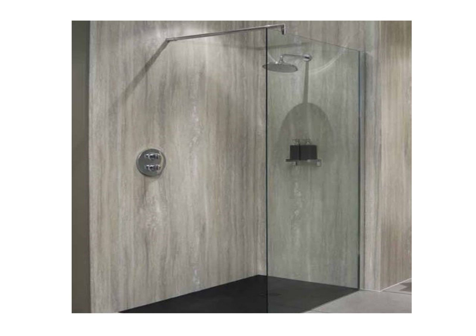 Nuance Kit C - For Large Shower Enclosures Walk in s or Baths up to ...